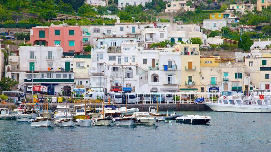 Flug Und Hotel Insel Capri