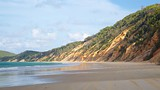 Coloured Sands - Rainbow Beach - Tourism Media