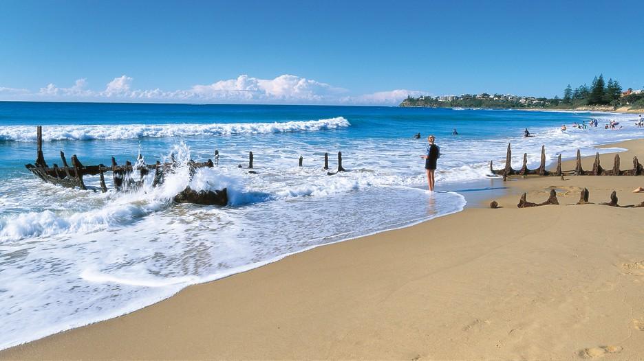 Sunshine coast hook up