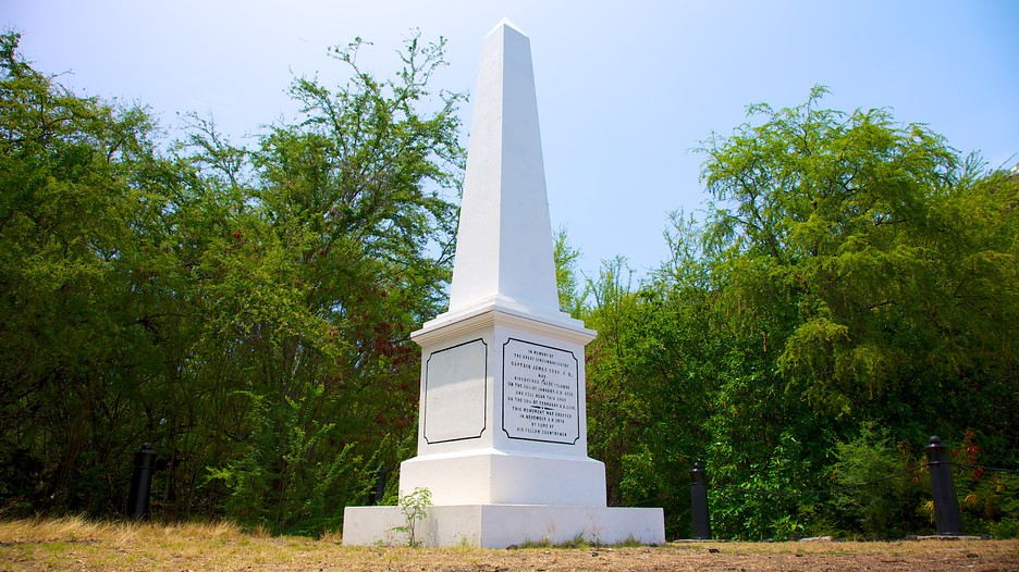 Captain Cook Monument In Captain Cook Hawaii Expedia