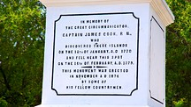 Captain Cook Monument - Captain Cook