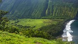 Showing item 35 of 65. Waipio Valley Lookout - Hawaii Island - Tourism Media