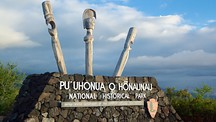 Pu'uhonua o Honaunau National Historical Park - Hawaii (The Big Island)