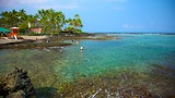 Showing item 20 of 65. Kahalu'u Beach Park - Hawaii Island - Tourism Media