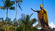 King Kamehameha Statue - Hawaii (The Big Island)