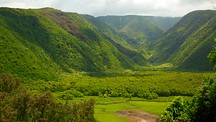 Pololu Valley Overlook - Hawaii