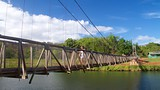 Swinging Bridge - Kauai Island - Tourism Media