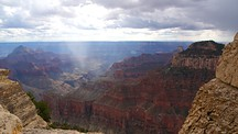 Bright Angel Trailhead - Grand Canyon