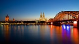 Hohenzollern Bridge - Cologne - Tourism Media