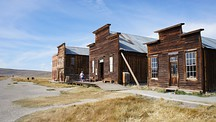 Bodie Historic District - Lee Vining