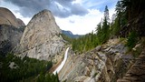 Nevada Falls - Yosemite National Park - Tourism Media