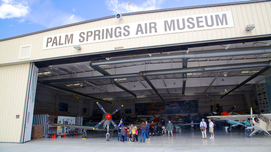 Palm Springs Air Museum In Palm Springs California Expedia