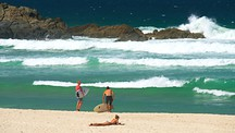 Tallow Beach - Byron Bay