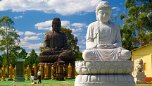 Buddhist Temple - Argentina