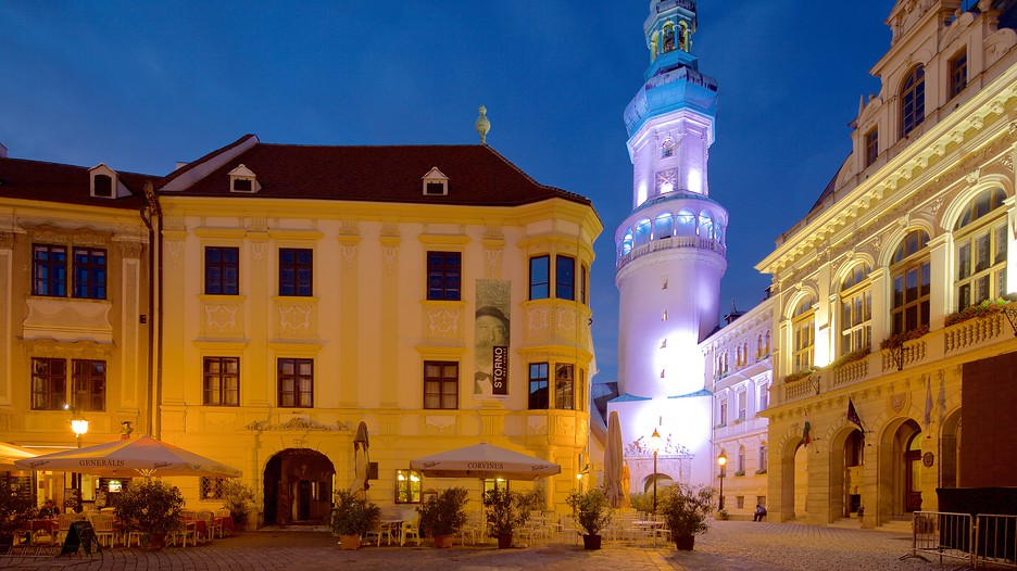 Firewatch Tower In Sopron Expedia Ca