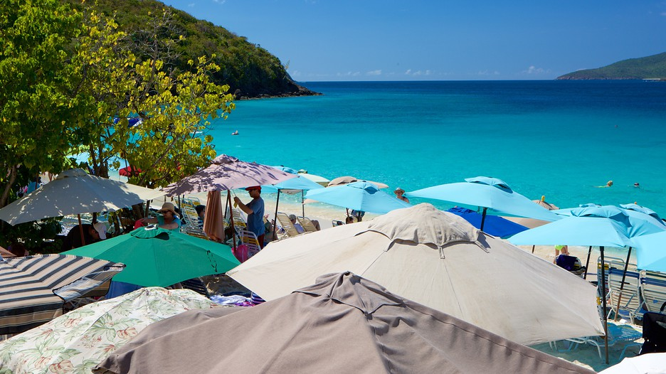 Coki Beach St Thomas Nearby Hotels