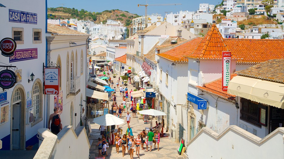 Best Hotels In Albufeira Old Town
