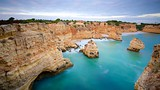 Marinha Beach - Algarve - Tourism Media