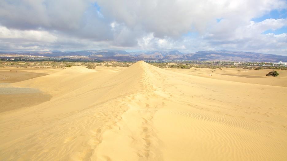 Dunes de maspalomas grande canarie espagne 13