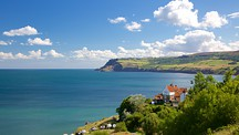 Robin Hood's Bay Beach - Whitby