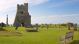 Aberystwyth Castle - Mid-Wales - Tourism Media