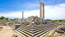 Temple of Apollo and Athena - Antalya (region)