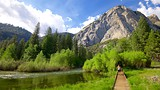 Kings Canyon National Park - Sequoia and Kings Canyon National Parks - Tourism Media