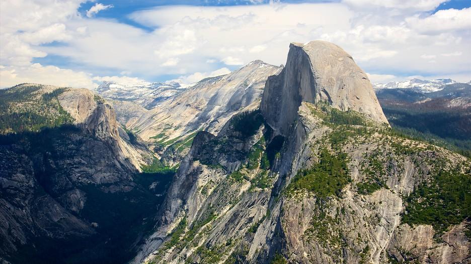 Glacier Point In Yosemite National Park California Expedia