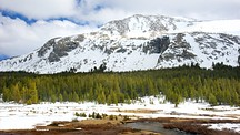 Tuolumne Meadows - Yosemite National Park