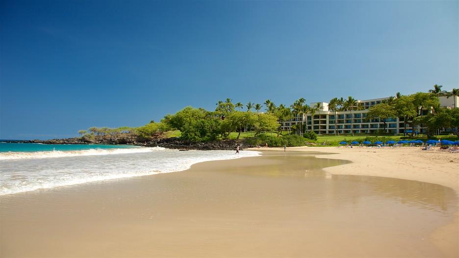 Hapuna Beach State Park In Kamuela Hawaii Expedia