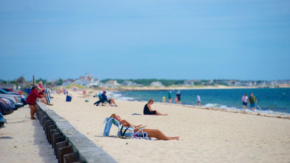 West Dennis Beach In West Dennis Massachusetts Expedia