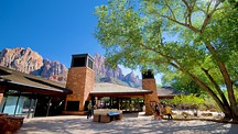 Zion Canyon Visitor Center - Zion National Park