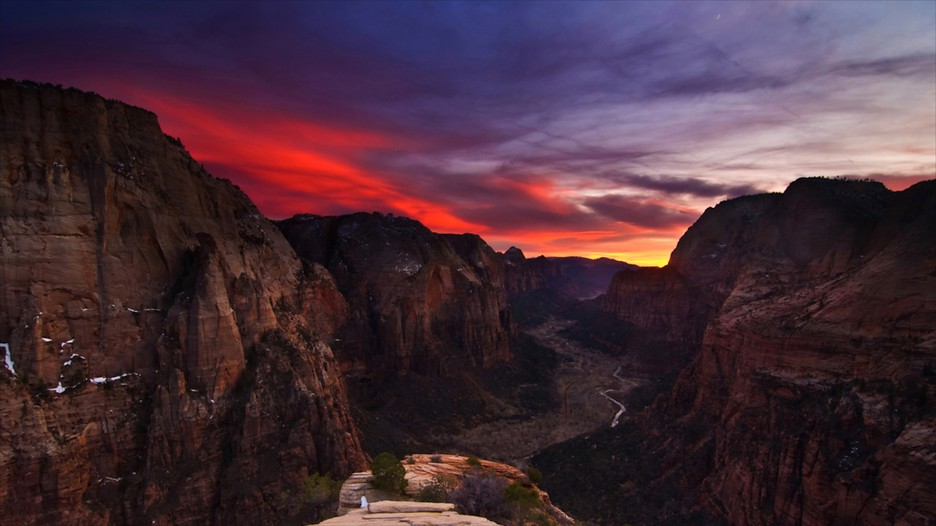Zion national park vacations 2017 package save up to for Cabin zion national park