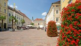 Old Square - Klagenfurt am Woerthersee - Tourism Media