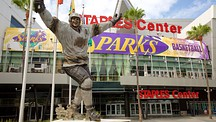 Estadio Staples Center - Los Ángeles (y alrededores)