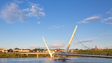 Peace Bridge - Londonderry - Tourism Media