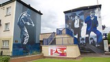 You are Now Entering Free Derry Mural - Londonderry - Tourism Media