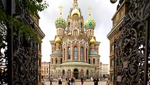 Church of the Savior on the Spilled Blood - St. Petersburg