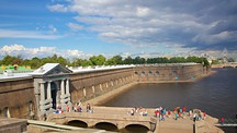 Peter and Paul Fortress - St. Petersburg