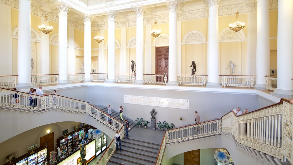 Museum The Russian Museum St 91