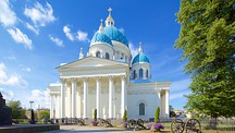 Trinity Cathedral - St. Petersburg