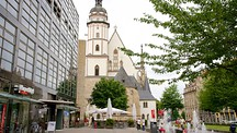 St. Thomas Church (Thomaskirche) - Leipzig