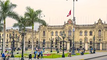 Government Palace - Lima