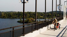 Big Dam Bridge - Little Rock