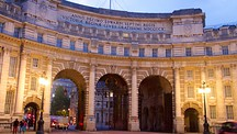 Admiralty Arch - London (og omegn)