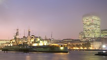HMS Belfast - London (og omegn)