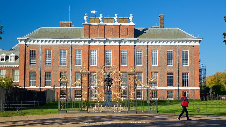 Kensington Palace In London England