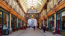 Leadenhall Market - London (og omegn)