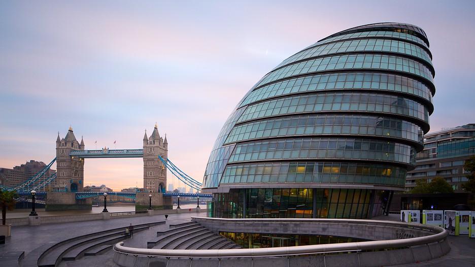 Municipio di londra punti di interesse a londra con - Londra punti d interesse ...
