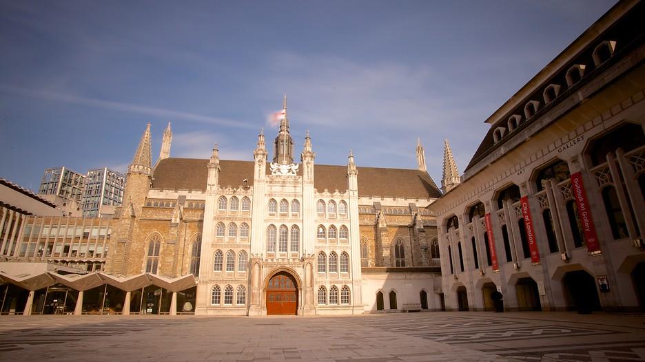 London guildhall punti di interesse a londra con - Londra punti d interesse ...
